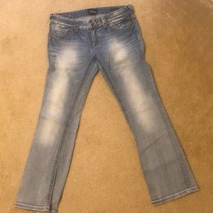 Express RERock denim jeans